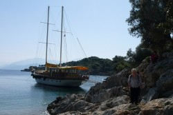 Blue Cruise-yachting-blue voyage in Turkey